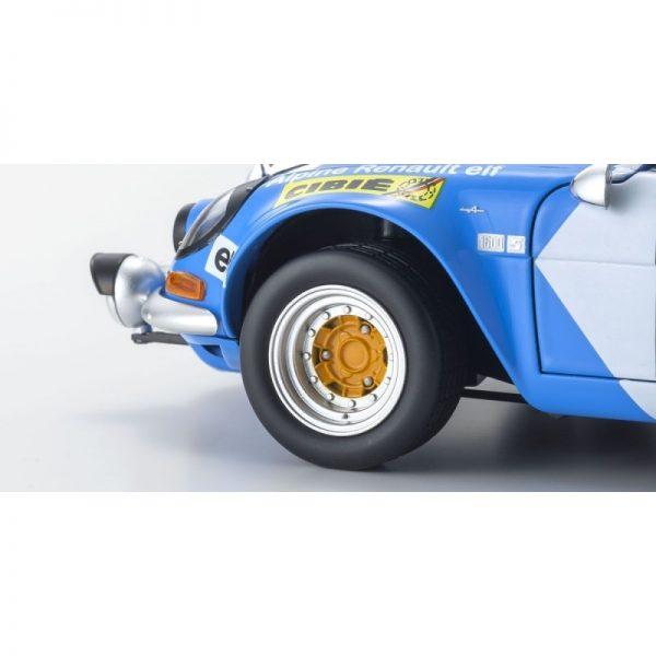1:18th Renault Alpine A110 Rally - 1973 Tour de Corse #5