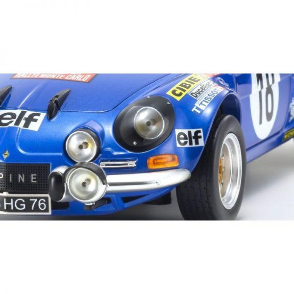 1:18 Renault Alpine A110 1973 Tour de Corse # 18