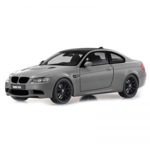 1:18 BMW M3 Coupe (E92M) - Frozen Grey