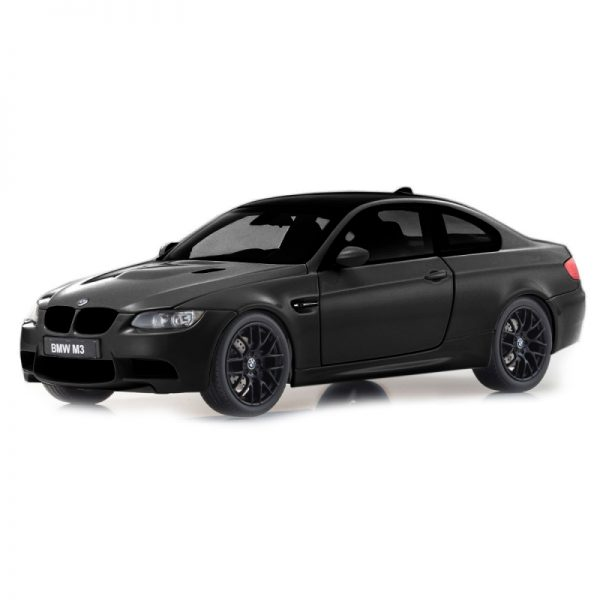 1:18 BMW M3 Coupe (E92M) - Jet Black
