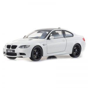 1:18 BMW M3 Coupe (E92M)  - Alpine White