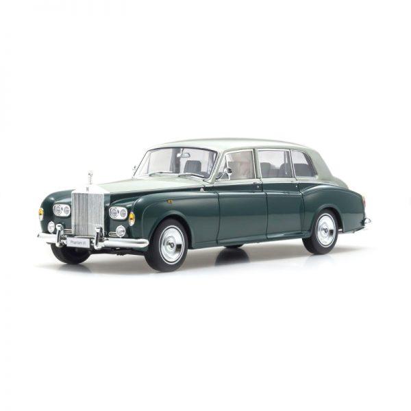 1:18 Rolls-Royce Phantom VI - Green / Silver