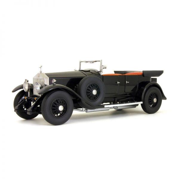 1:18 1926 Rolls-Royce Phantom I - Black