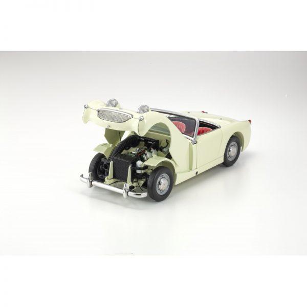 1:18 Austin Healey Sprite - Old English White