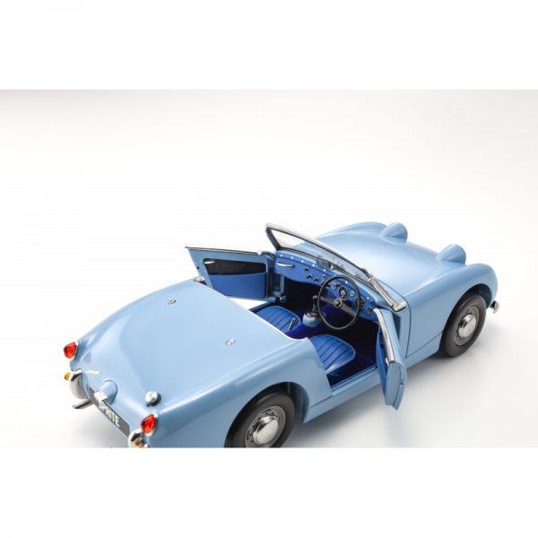 1:18 Austin Healey Sprite - Speedwell Blue