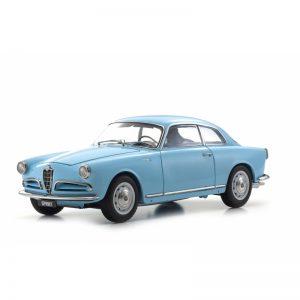 1:18 Alfa Romeo Giulietta Sprint - Blue