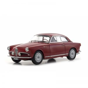 1:18 Alfa Romeo Giulietta Sprint Veloce - Red