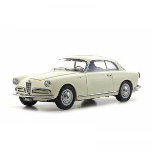1:18 Alfa Romeo Giulietta Sprint - White