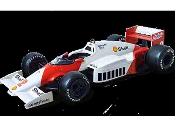 Mc Laren MP4/2C Prost Rosberg Model Kit