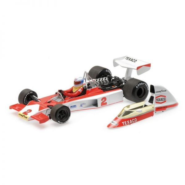 1:18 1975 McLaren Ford M23 Texaco - Jochen Mass