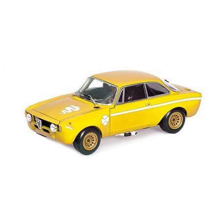 1:18 Alfa Romeo GTA 1300 Junior - 1971 - Yellow