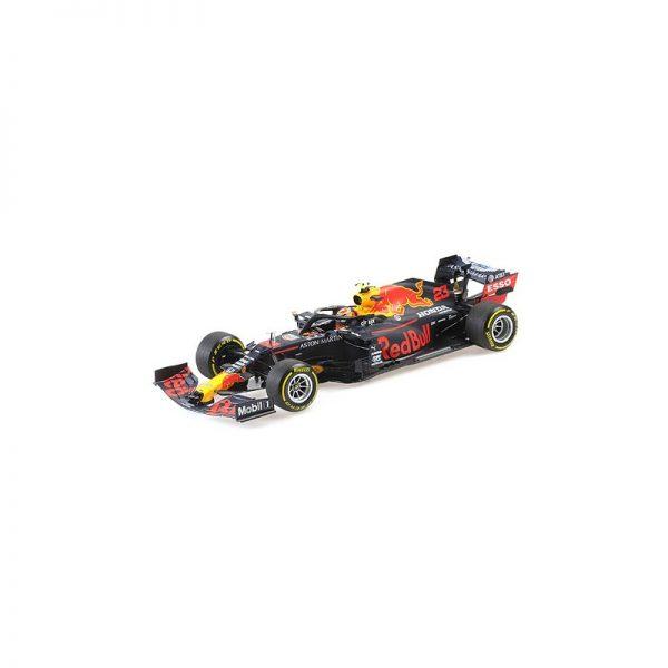 1:18 Aston Martin Red Bull Racing RB16 - Alexander Albon - 4th Place Styrian GP 2020