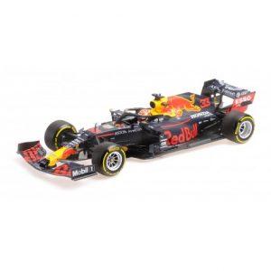 1:18 Aston Martin Red Bull Racing RB16 - Max Verstappen - 3rd Place Styrian GP 2020
