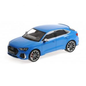 1:18 2019 Audi RSQ3 - Blue