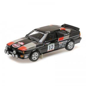 1:18 Audi Quattro - Audi Sport - Mouton/Pons - Rallye De Portugal 1981