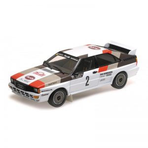 1:18 Audi Quattro A1 - Mikkola/Hertz - Rallye Automobile De Monte Carlo 1983