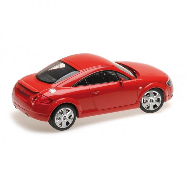 1:18 1988 Audi TT Coupe - Red