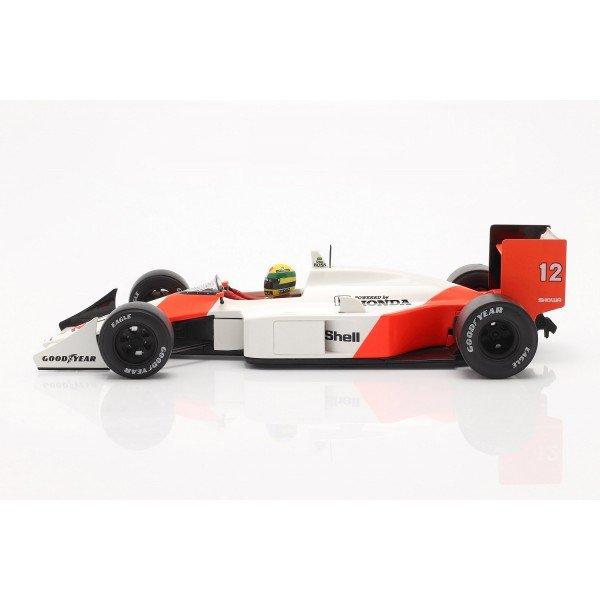 1:18 Mclaren Honda MP4/4 - Ayrton Senna  - World Champion 1988