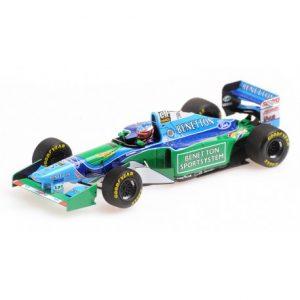 1:43 Benetton Ford B194 - Michael Schumacher - Winner French GP 1994