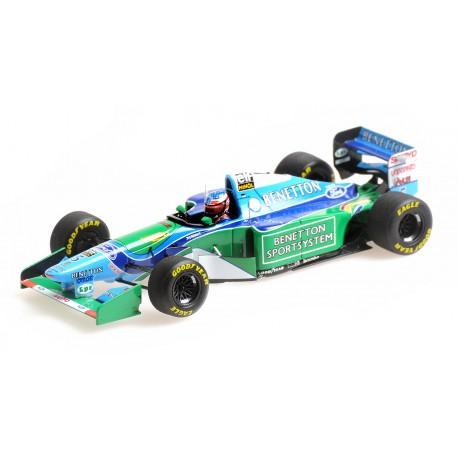 1:43 Benetton Ford B194 - Michael Schumacher - Winner Canadian GP 1994