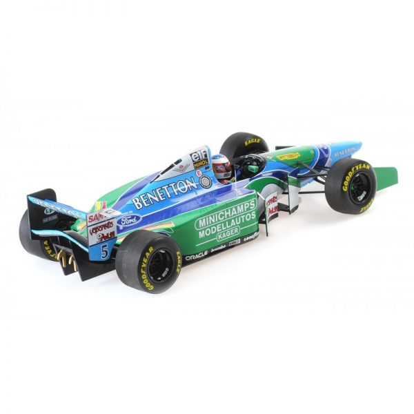 1:18 Benetton Ford B194 - Michael Schumacher - 1994 German GP