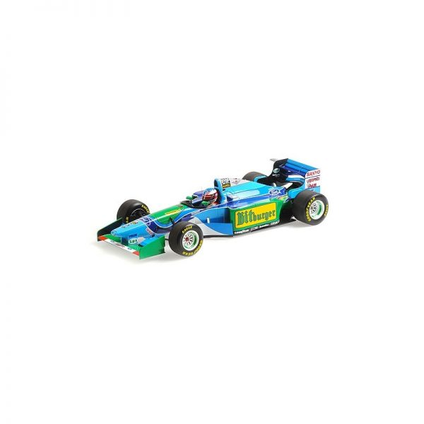 1:18 Benetton Ford B194 - Michael Schumacher - Australian GP World Champion 1994