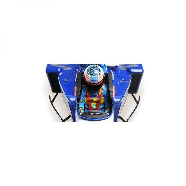 1:12 Benetton Renault B195B - Michael Schumacher - World Champion 1995