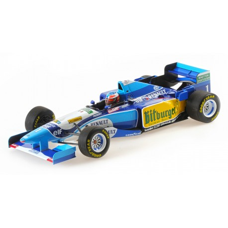 1:18 Benetton B195 - Michael Schumacher - World Champion 1995