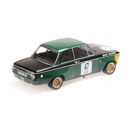 1:18 BMW 1602 BMW-Alpina  ADAC Eifelrennen Nuernburgring 1971