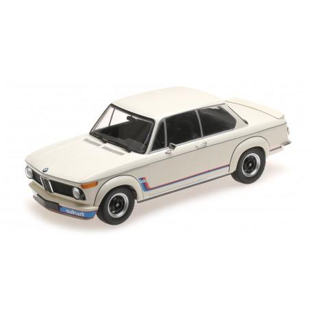 1:18 BMW 2002 Turbo - 1973 - White