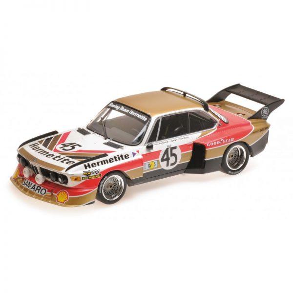 1:18 BMW 3.5 CSL - Walkinshaw/Fitzpatrick - 24H Le Mans 1976