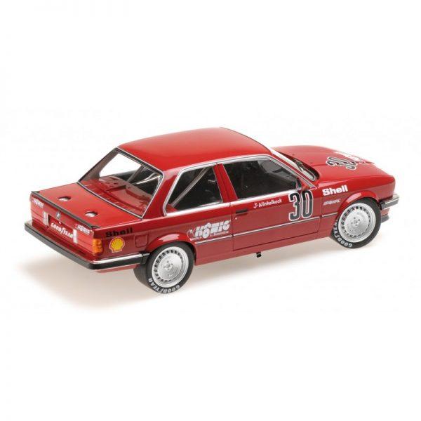 1:18 BMW 325i -  ADAC Nurburgring DTM 1986