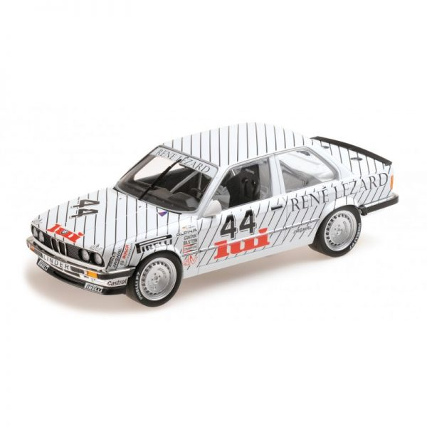 1:18 BMW 325i - Class Winners E.G. Trophy Etcc Zolder 1986