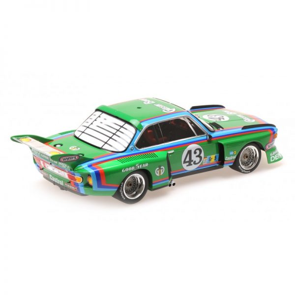 1:18 BMW 3.5 CSL BMW-Schnitzer - 24H Le Mans 1976