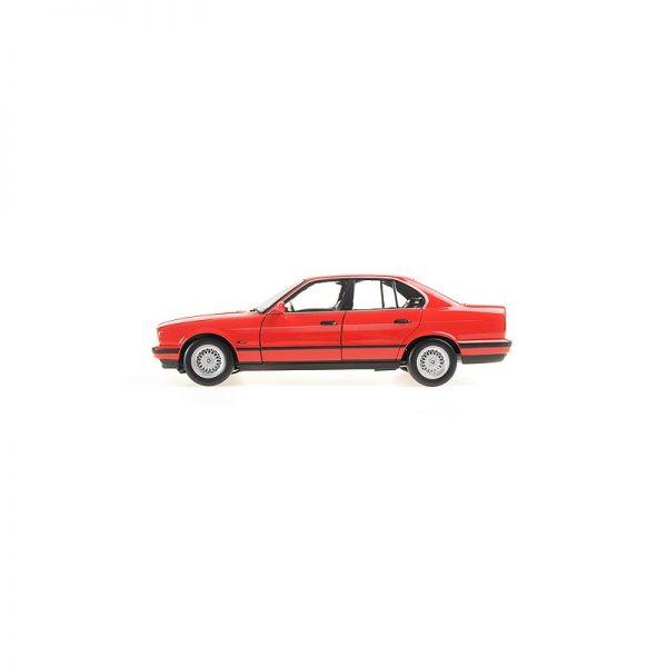 1:18 BMW 535I (E34) - 1988 - Red