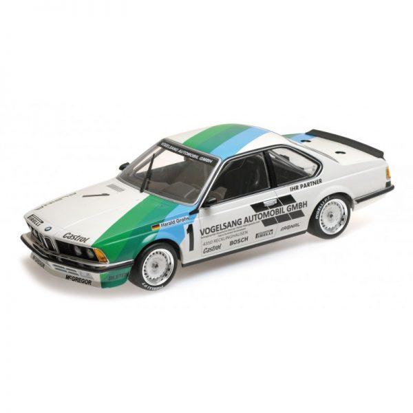 1:18 BMW 635 CSi - #1 Winner Bergischer Lowe Zolder 1984