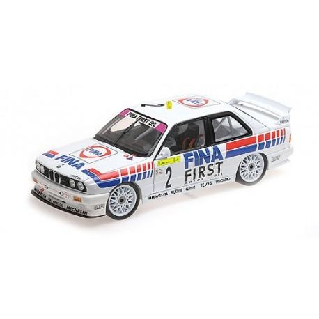 1:18 BMW M3 - Fina Motorsport Team - Cecotto/Danner/Martin/Duez - Winner 24H Nring 1992
