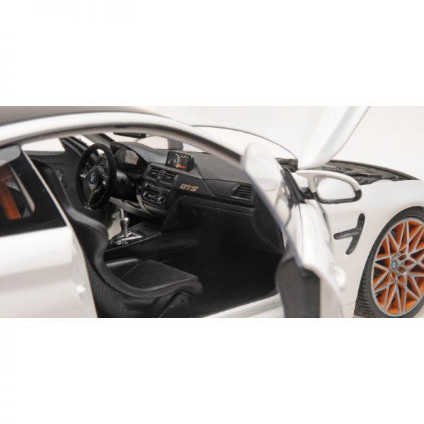 1:18 2016 BMW M4 GTS - White