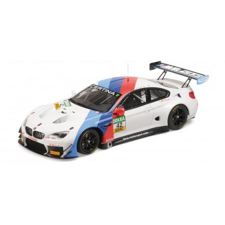1:18 BMW M6 GT3 - Heat Winners Oschersleben ADAC GT Masters 2017