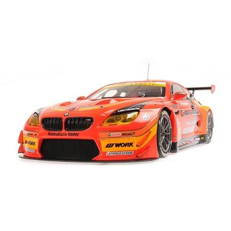 1:18 BMW M6 GT3 - Takagi/Kobayashi - Super GT 2016