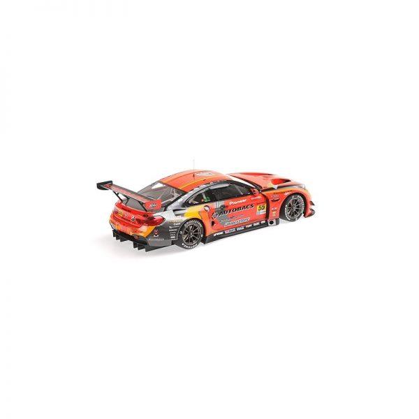 1:18 BMW M6 GT3 - Racing Team Aguri #55 - Super GT300 2017