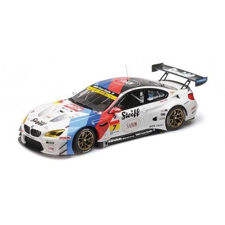 1:18 BMW M6 GT3 -  Mueller/Ara - Super GT Championship 2016