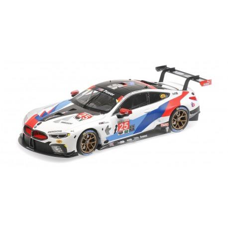 1:18 BMW M8 GTE BMW Team - 2nd In Class 12H Sebring 2018