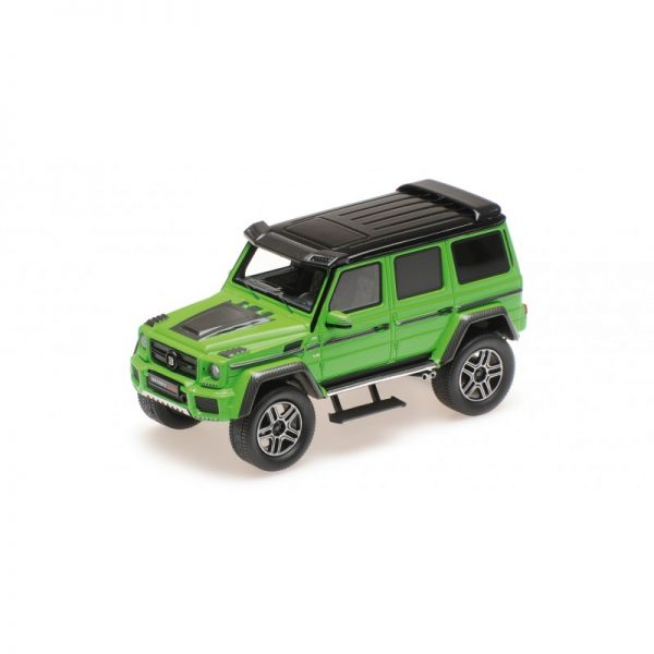 1:43 2016 Brabus 4X4 Auf Basis G500 4X4 - Green