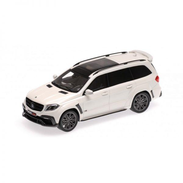 1:43 2017 Brabus 850 Widestar Xl  - Pearl White Metallic