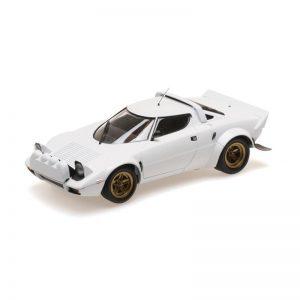 1:18 1974 Lancia Stratos - White