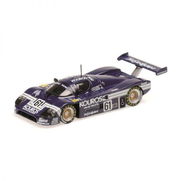 1:18 Sauber C9 - Kouros Racing - 24h Le Mans 1987