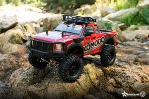 Gmade 1:10 GS01 Komodo Truck Kit