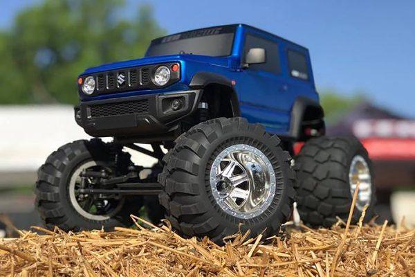 CEN Q-Series Suzuki Jimny Blue