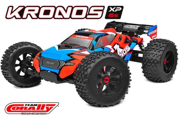 Corally Kronos XP 6S Monster